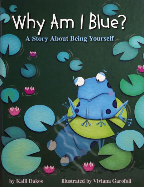 Kalli Dakos -Why Am I Blue?