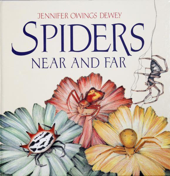 Jennifer Owings Dewey -Spiders Near and Far