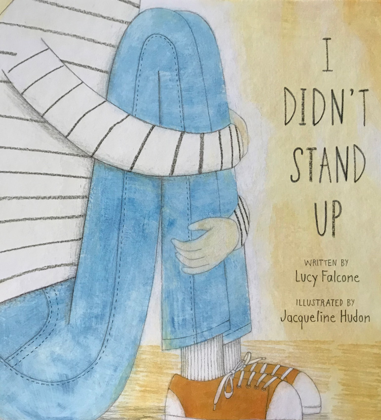 Didn't stand up by lucy falcone