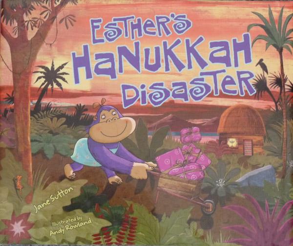 Esthers Hanukkah Disaster