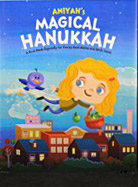 Magical Hanukkah by Jane Sutton